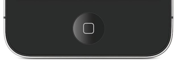 Ремонт на основния бутон на iPhone