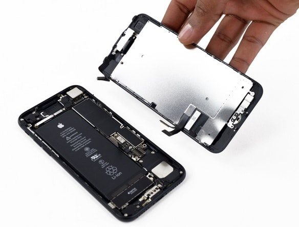 iphone 7 смяна на дисплей