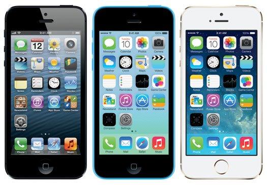 смяна на дисплей на iPhone 5