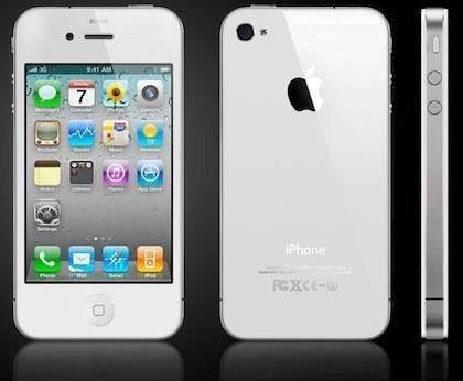 Отключване на iPhone 4