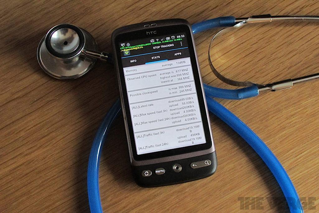Диагностика на Android