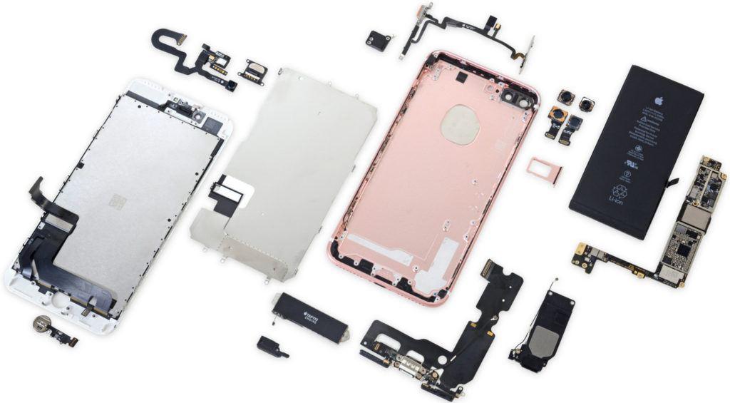 Резервни части за телефон